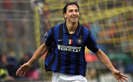 Ibrahimovic và kỷ lục chưa bị phá sau hơn 1 thập kỷ tại Inter Milan