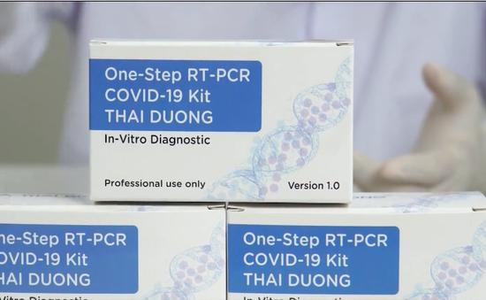 Việt Nam có thêm bộ kit xét nghiệm COVID-19 đạt chuẩn châu Âu