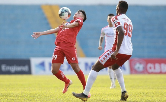 CLB Hải Phòng 0-0 CLB TP Hồ Chí Minh: Chia điểm nhạt nhoà tại Lạch Tray!