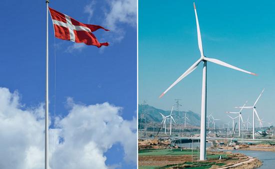 Đan Mạch đạt kỷ lục xanh về giảm phát thải CO2 trong sản xuất điện