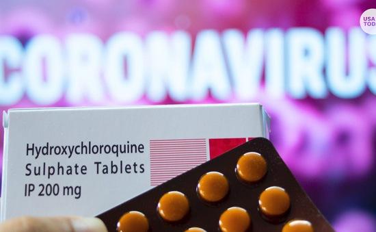Anh ngừng thử nghiệm sử dụng thuốc sốt rét điều trị cho bệnh nhân COVID-19