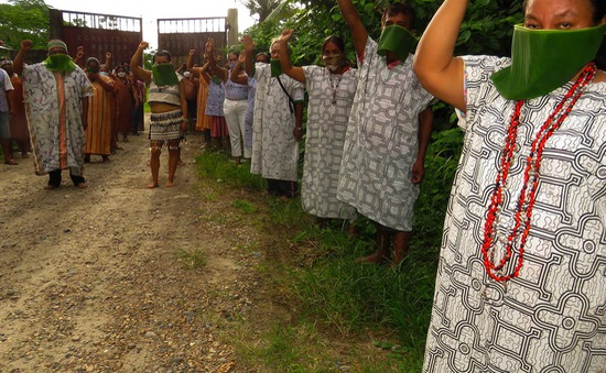 Nguy cơ lây nhiễm dịch COVID-19 đối với các cộng đồng thổ dân ở Amazon