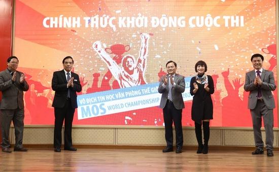 Cuộc thi Vô địch Tin học văn phòng thế giới - Viettel 2020 chính thức khởi tranh