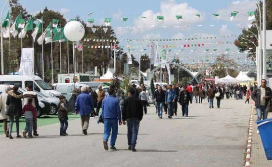 Algeria hủy Hội chợ quốc tế thường niên Alger do COVID-19