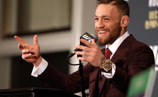 Những bến đỗ tiềm năng trong tương lai của tay đấm Conor McGregor
