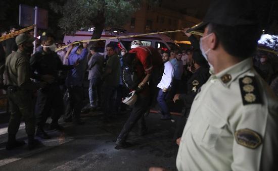 Nổ lớn tại phòng khám ở Iran, 19 người thiệt mạng