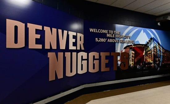 Denver Nuggets đóng cửa cơ sở tập luyện tại Orlando