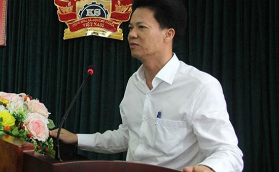 Kỷ luật Bí thư Quận ủy Hà Đông
