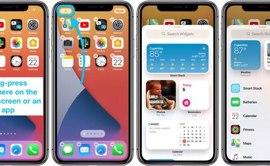 Bạn đã biết sử dụng widget trên iOS 14?