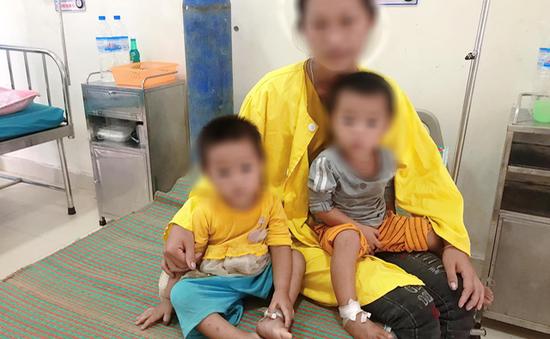 Hai chị em suýt mất mạng vì ngộ độc thuốc trừ sâu