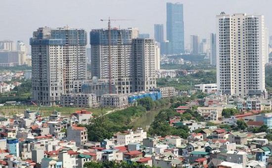 Nguồn cung căn hộ Hà Nội thấp kỷ lục trong 7 năm qua
