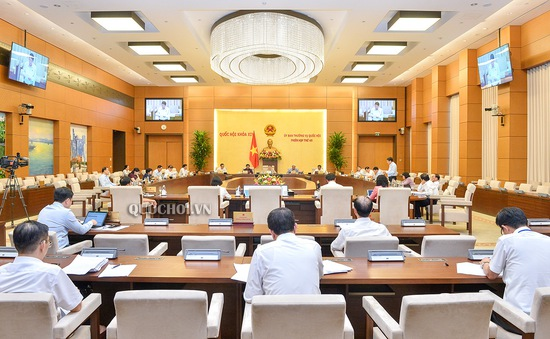 Ngày 13/7, khai mạc Phiên họp thứ 46 của Ủy ban Thường vụ Quốc hội