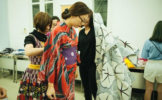 Trải nghiệm văn hoá qua Triển lãm búp bê truyền thống Nhật Bản
