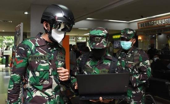 Indonesia phát hiện một ổ dịch lớn trong quân đội