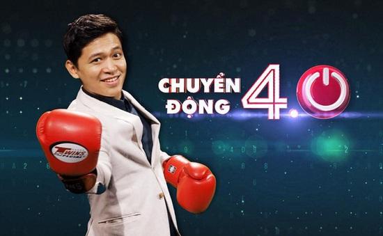 """BTV """"cà khịa"""" đỉnh nhất VTV - Việt Hoàng được đề cử """"Người dẫn chương trình ấn tượng"""""""
