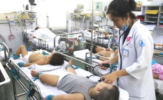 TP.HCM ghi nhận hơn 6.300 ca mắc tay chân miệng