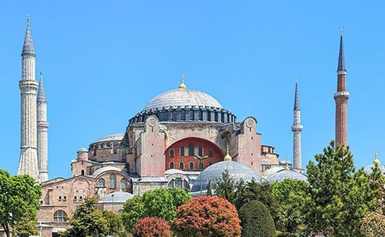 Tranh cãi khi Thổ Nhĩ Kỳ chuyển bảo tàng Hagia Sophia thành thánh đường Hồi giáo