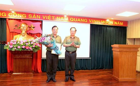 Giám đốc Công an Thanh Hóa làm Phó Chủ nhiệm UBKT Đảng ủy Công an Trung ương