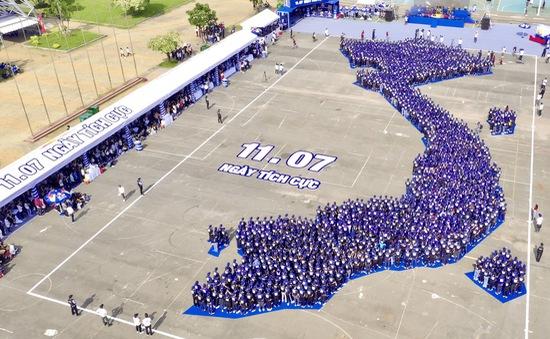 Ngày Tích cực xác lập kỷ lục châu Á