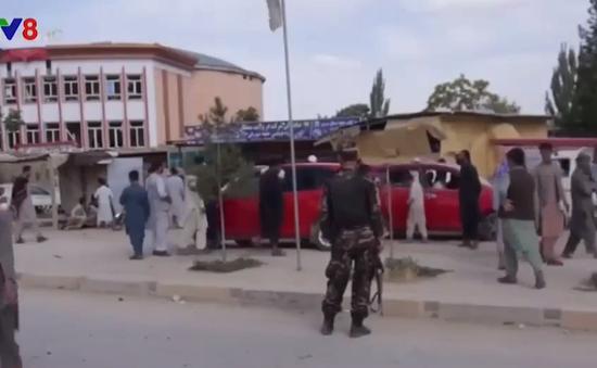 Taliban tấn công cơ quan tình báo Afghanistan