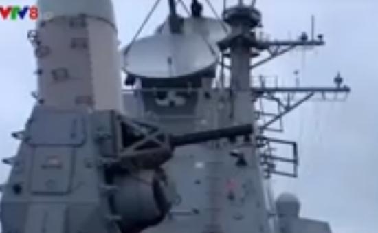 Hải quân Mỹ bắt đầu trang bị vũ khí laser