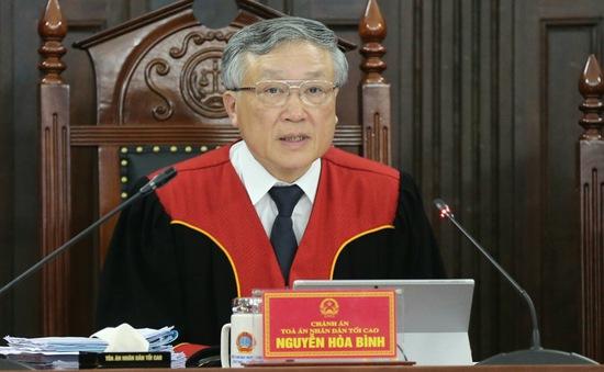 Tòa án nhân dân tối cao chấp nhận kháng nghị đối với 5 bản án