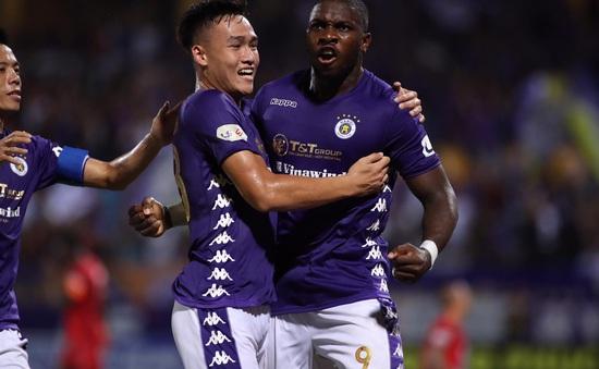 CLB Hà Nội 1-0 CLB Hải Phòng: ĐKVĐ giành chiến thắng nhọc nhằn nhờ bàn phản lưới nhà