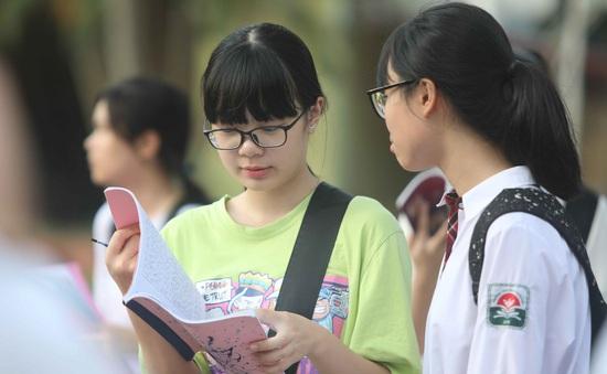 Hà Nội dự kiến công bố điểm chuẩn, điểm thi lớp 10 cùng ngày