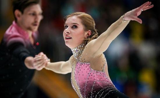 Rơi từ tầng 6, nữ VĐV trượt băng nghệ thuật Olympic thiệt mạng ở tuổi 20