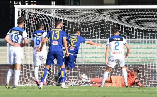 Verona 1-1 Atalanta: Chia điểm tiếc nuối