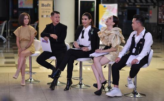 Nhà thiết kế tương lai nhí: Võ Hoàng Yến đã về phe Hương Giang