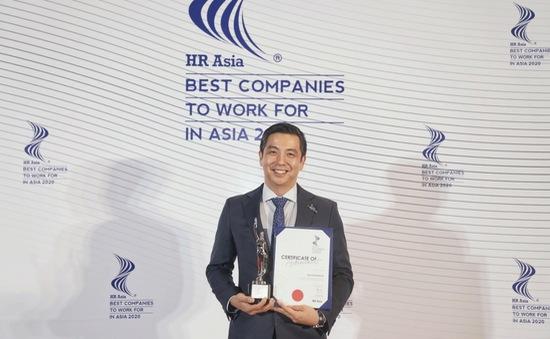 """VNG và ABBank được vinh danh là """"Nơi làm việc tốt nhất Châu Á"""""""