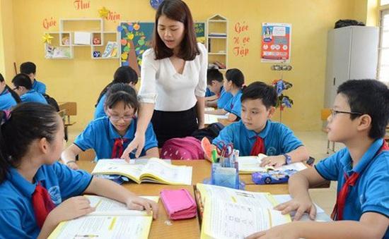 Công bố lộ trình nâng trình độ chuẩn của giáo viên mầm non, tiểu học, THCS