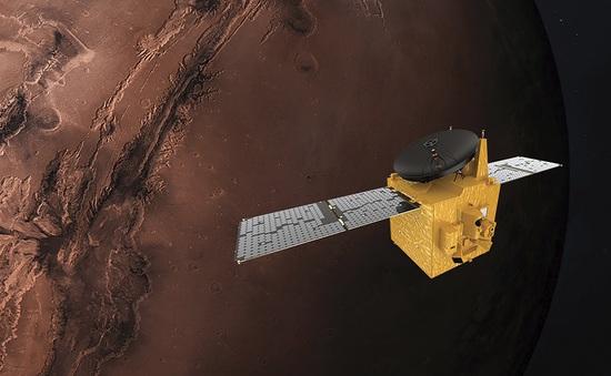 UAE phóng tàu thăm dò sao Hỏa đầu tiên