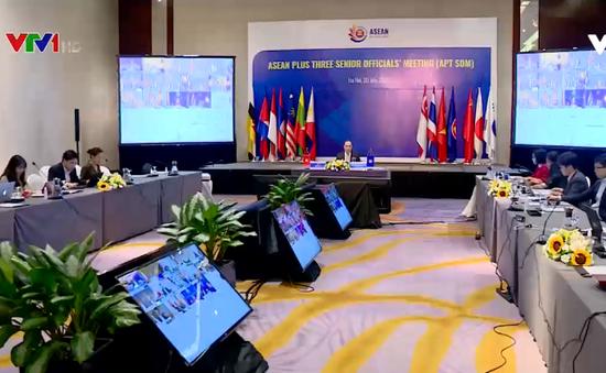 Các quan chức ASEAN+3 đánh giá cao vai trò Chủ tịch ASEAN 2020 của Việt Nam