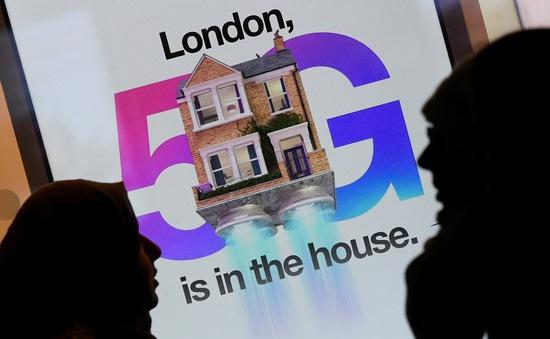 Cấm cửa Huawei, Anh nhờ Nhật Bản xây dựng mạng 5G
