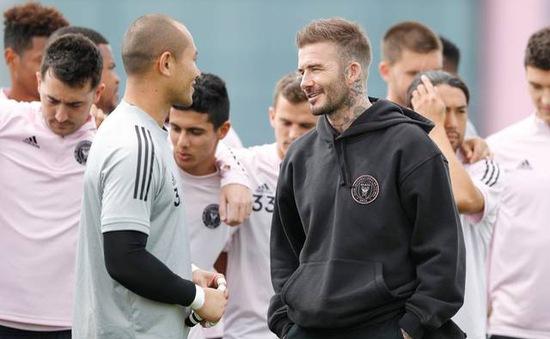 Đội bóng của Beckham lập kỷ lục buồn tại MLS