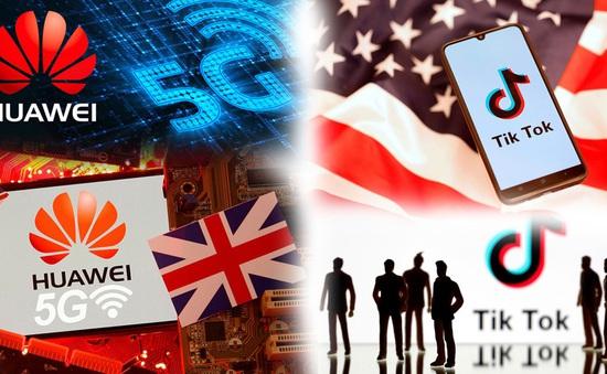 Huawei và TikTok lao đao trước vòng xoáy chính trị và cạnh tranh công nghệ