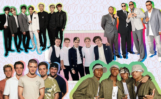 30 album hay nhất của các nhóm nhạc nam: One Direction dẫn đầu, BTS cũng góp mặt