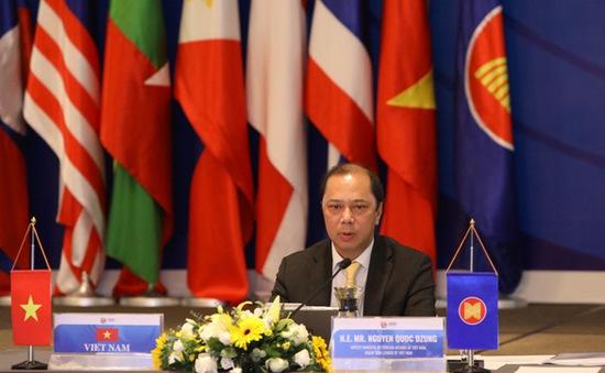 Các nước thành viên ARF đồng thuận xây dựng lòng tin chiến lược, tăng cường hợp tác, duy trì hòa bình ổn định