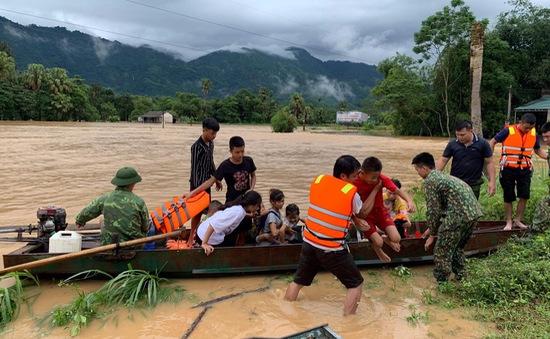 Mưa lũ ở Hà Giang gây thiệt hại hơn 80 tỷ đồng