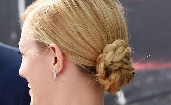 Thanh lịch hết cỡ với 5 kiểu tóc búi cực đơn giản