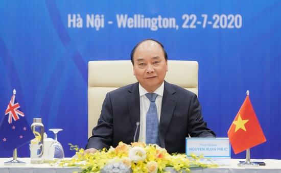 Việt Nam - New Zealand nâng cấp quan hệ lên tầm Đối tác Chiến lược