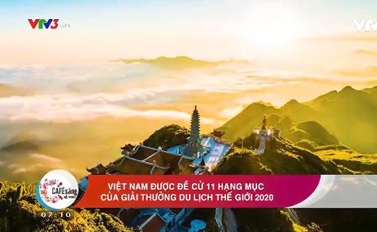 Việt Nam nhận 11 đề cử tại Giải thưởng du lịch thế giới 2020