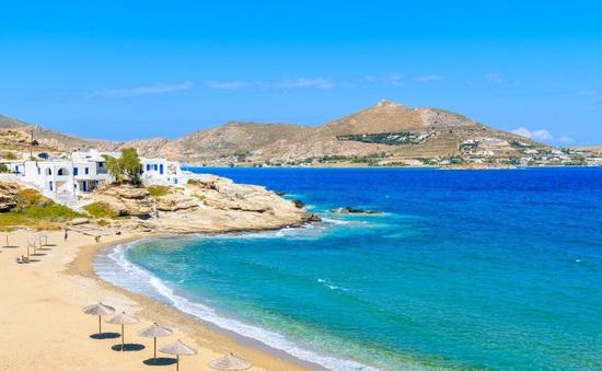 """Ghé thăm """"thiên đường bí mật của Hy Lạp""""  - hòn đảo tuyệt vời nhất châu Âu"""