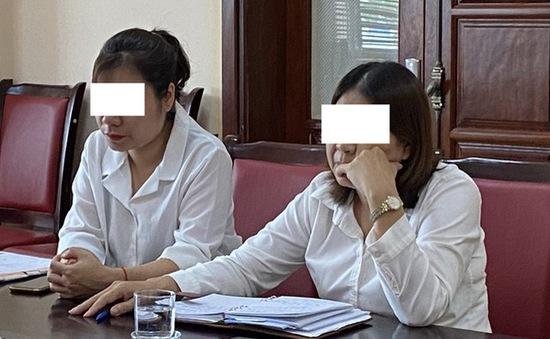 Xử lý 2 đối tượng mạo danh nhà báo làm việc với lãnh đạo địa phương