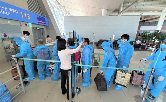 Sớm đưa 226 công nhân Việt Nam tại Cộng hòa Uzbekistan về nước