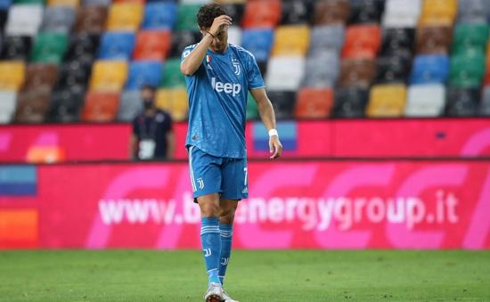Ronaldo im tiếng, Juventus thất bại bất ngờ trước Udinese