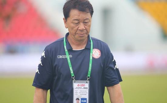 HLV Chung Hae-soung thôi giữ chức HLV trưởng CLB TP Hồ Chí Minh