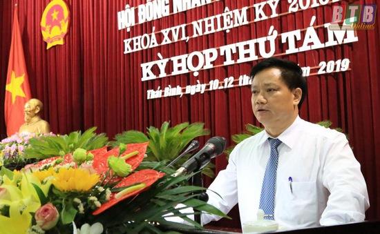 Việc bổ nhiệm, giới thiệu Phó Chủ tịch UBND tỉnh Thái Bình là đúng quy trình